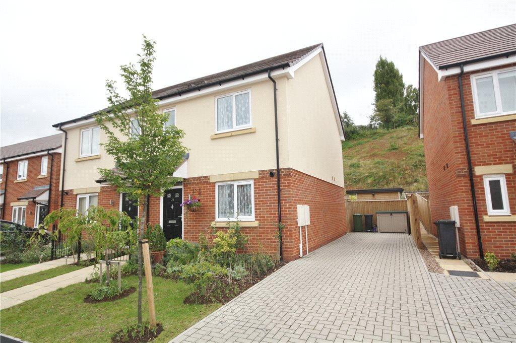 3 Bedrooms Semi Detached House for sale in Kiln Crescent, Worcester, Worcestershire, WR3
