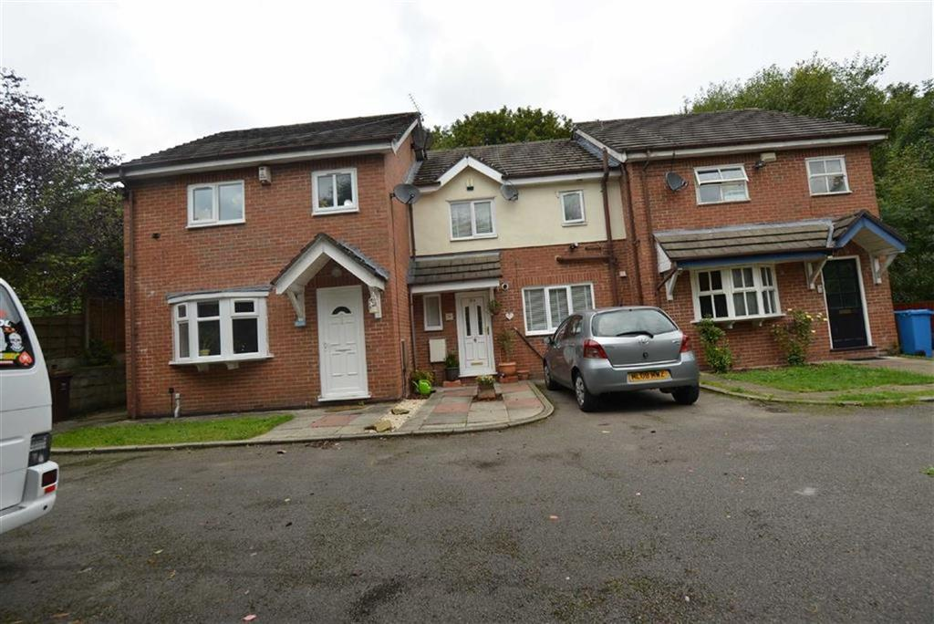 3 Bedrooms Terraced House for sale in Mauldeth Road West, CHORLTON CUM HARDY, Manchester