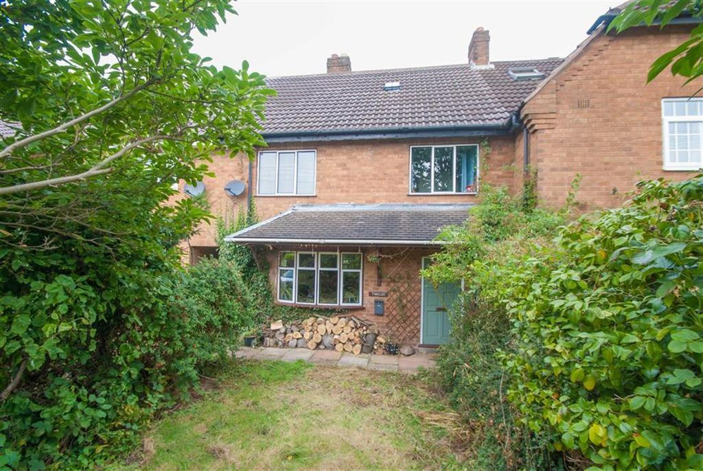 4 Bedrooms Terraced House for sale in Mesnes Green, Lichfield, Staffordshire