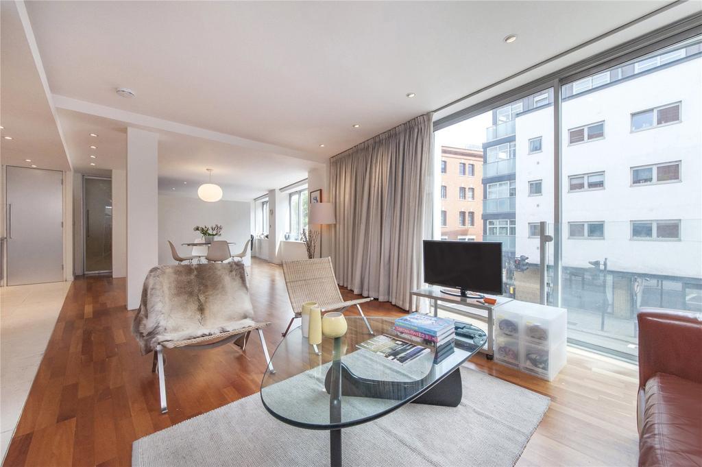 2 Bedrooms Flat for sale in Terracotta Court, 167 Tower Bridge Road
