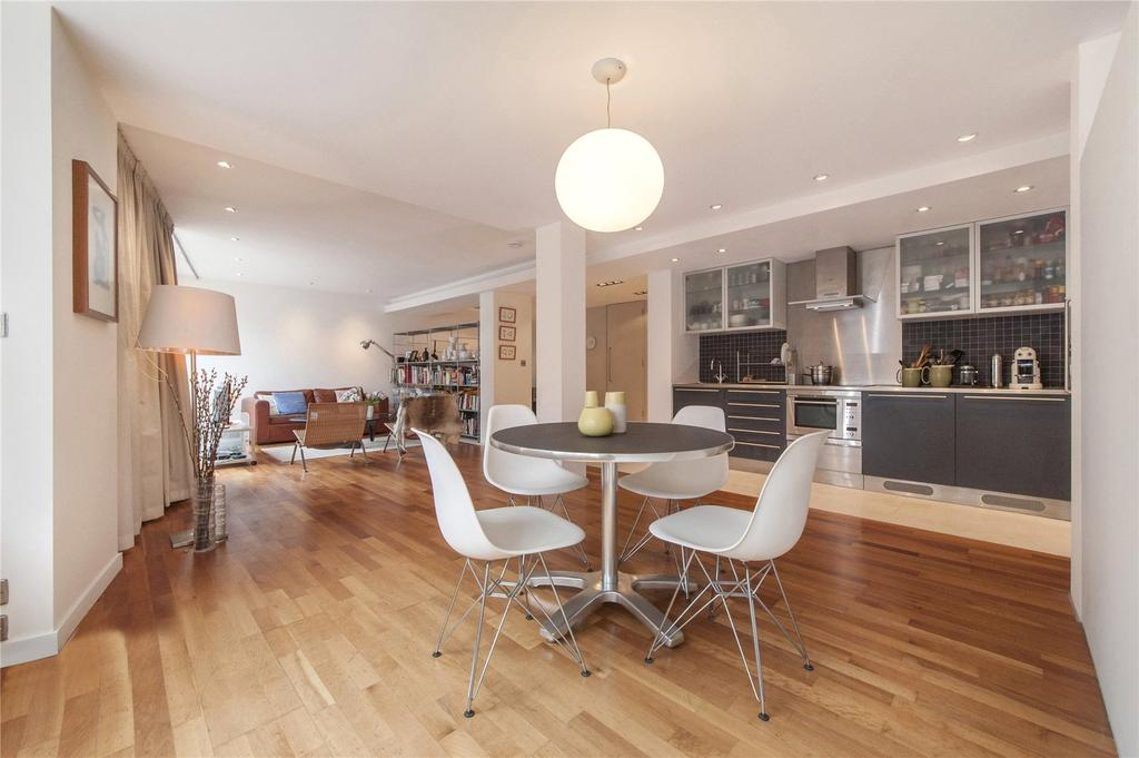 2 Bedrooms Flat for sale in Terracotta Court, 167 Tower Bridge Road
