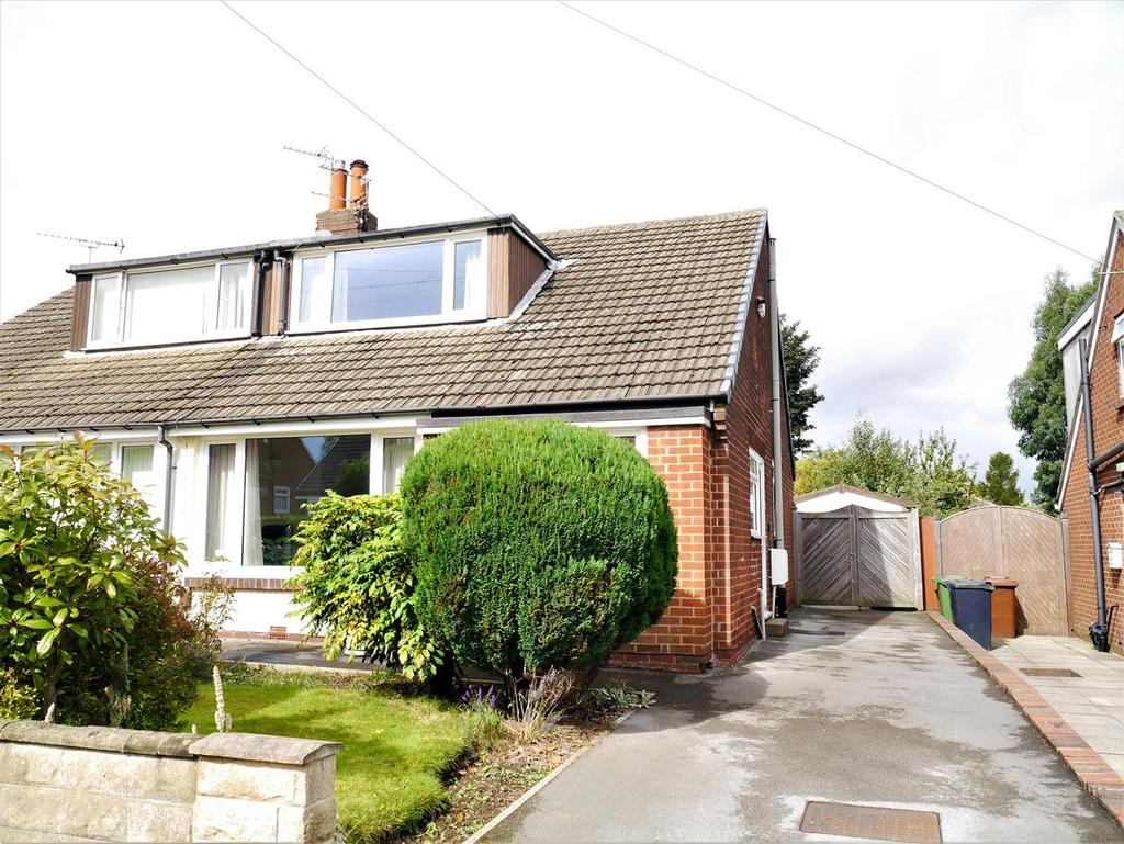 2 Bedrooms Semi Detached House for sale in Kingsdale Avenue, Drighlington, BD11 1EX