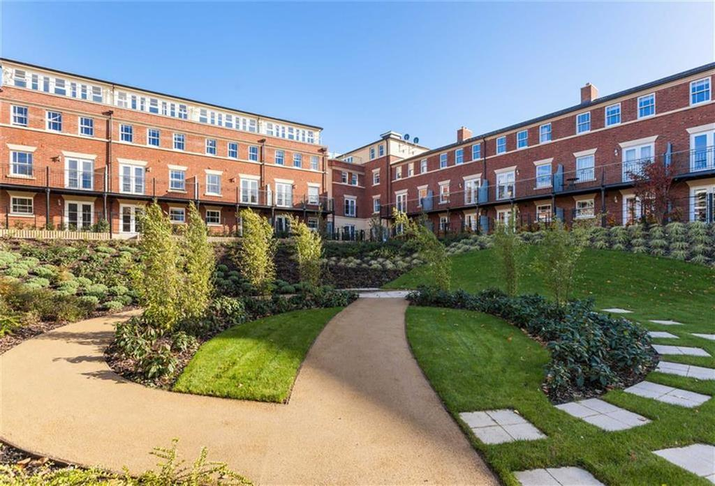 2 Bedrooms Apartment Flat for sale in The Old Meadow, Riverside Meadow, Shrewsbury