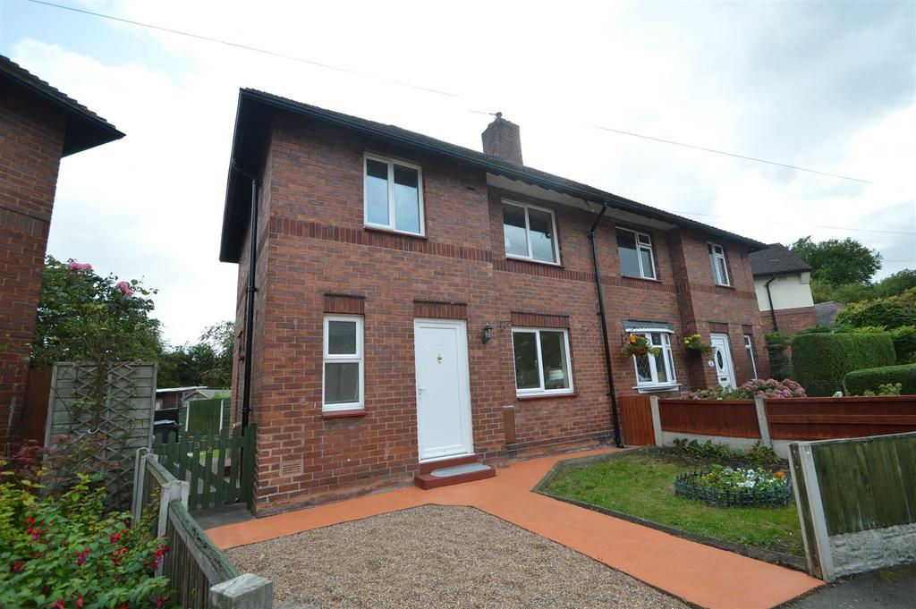 3 Bedrooms Semi Detached House for sale in 32 New Park Close, Shrewsbury, SY1 2SQ