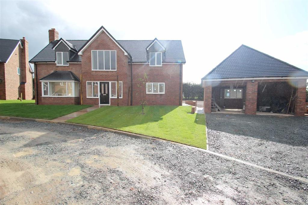 4 Bedrooms Detached House for sale in New Homes At Paradise Meadow, Marden, Hereford