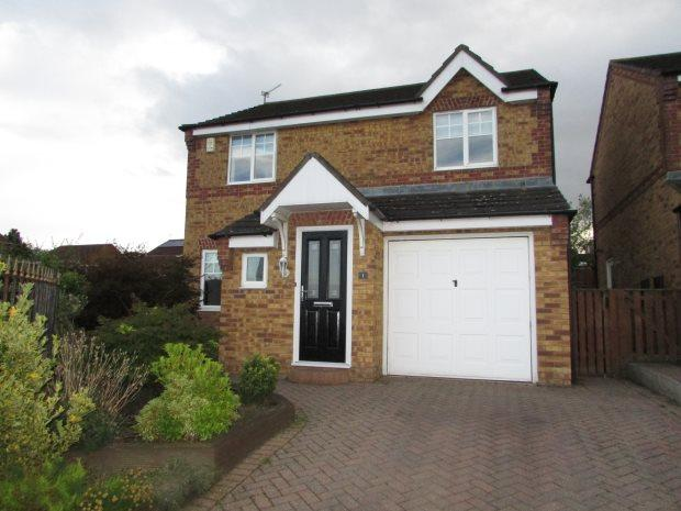 3 Bedrooms Detached House for sale in POPLAR DRIVE, SPENNYMOOR, SPENNYMOOR DISTRICT