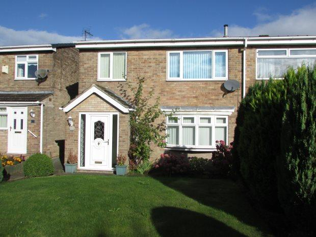 3 Bedrooms Semi Detached House for sale in SOUTH VIEW, SPENNYMOOR, SPENNYMOOR DISTRICT