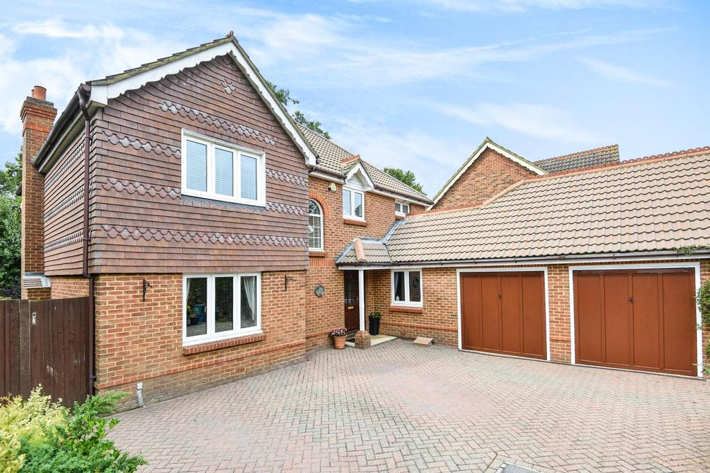 5 Bedrooms Detached House for sale in Postmill Close, Croydon