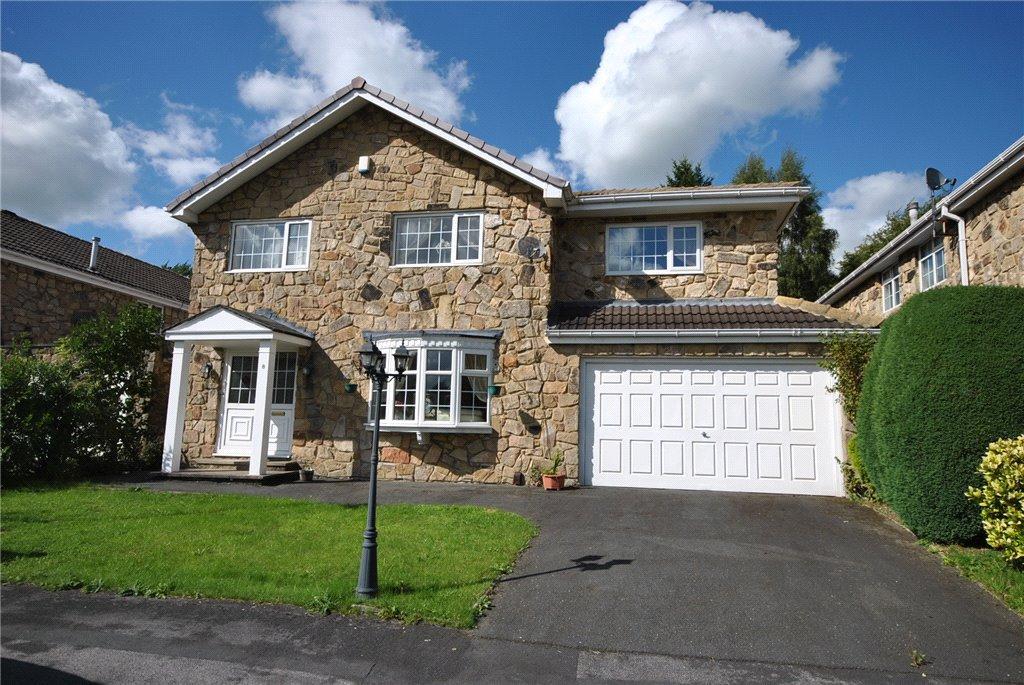 5 Bedrooms Detached House for sale in Adel Park Close, Adel, Leeds, West Yorkshire