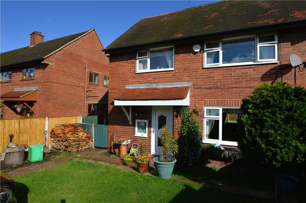 3 Bedrooms Semi Detached House for sale in Hooton Crescent, Ryhill, Wakefield, West Yorkshire