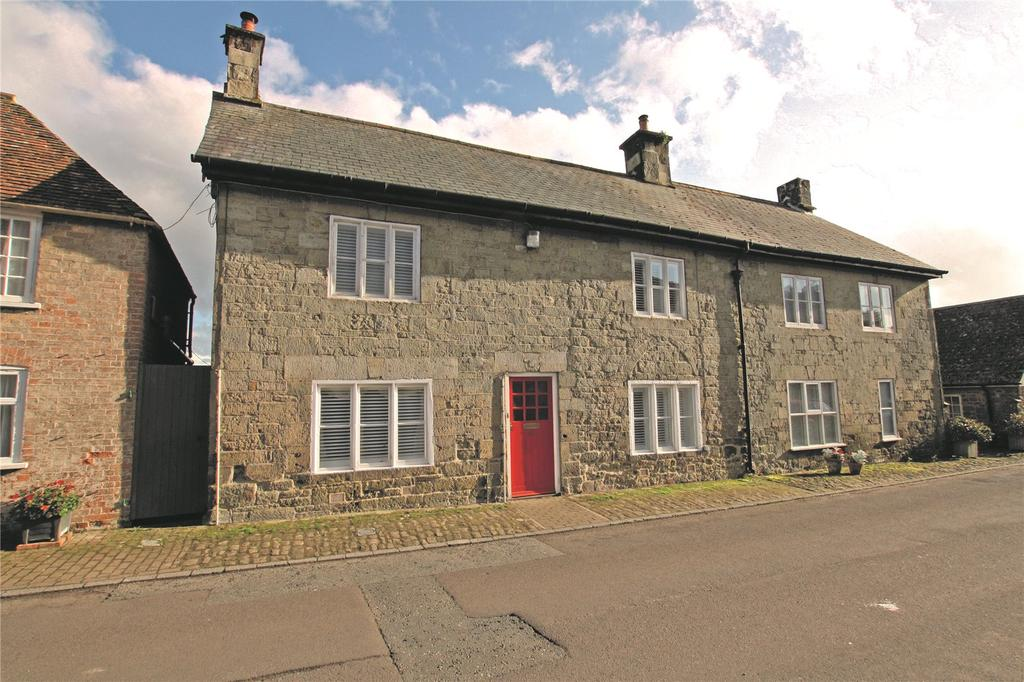 4 Bedrooms Terraced House for sale in St James Street, Shaftesbury, SP7