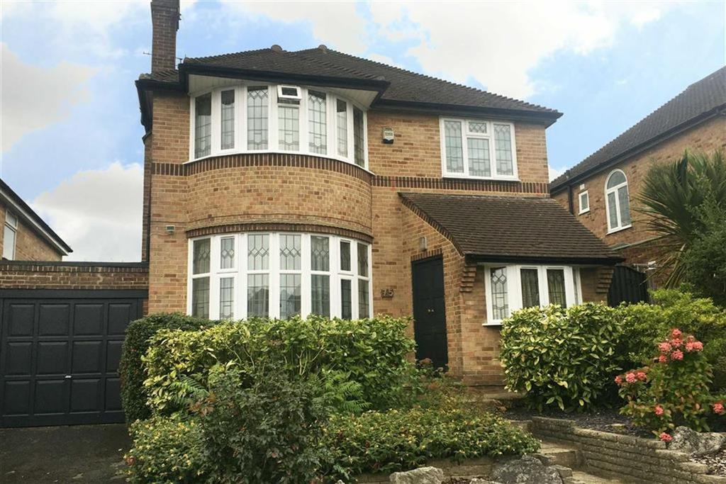 4 Bedrooms Link Detached House for sale in Southover, Woodside Park, London