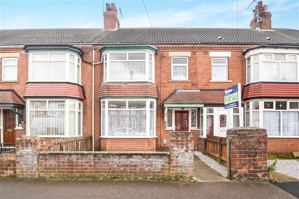 3 Bedrooms Terraced House for sale in Welwyn Park Road, Beverley High Road, Hull, HU6