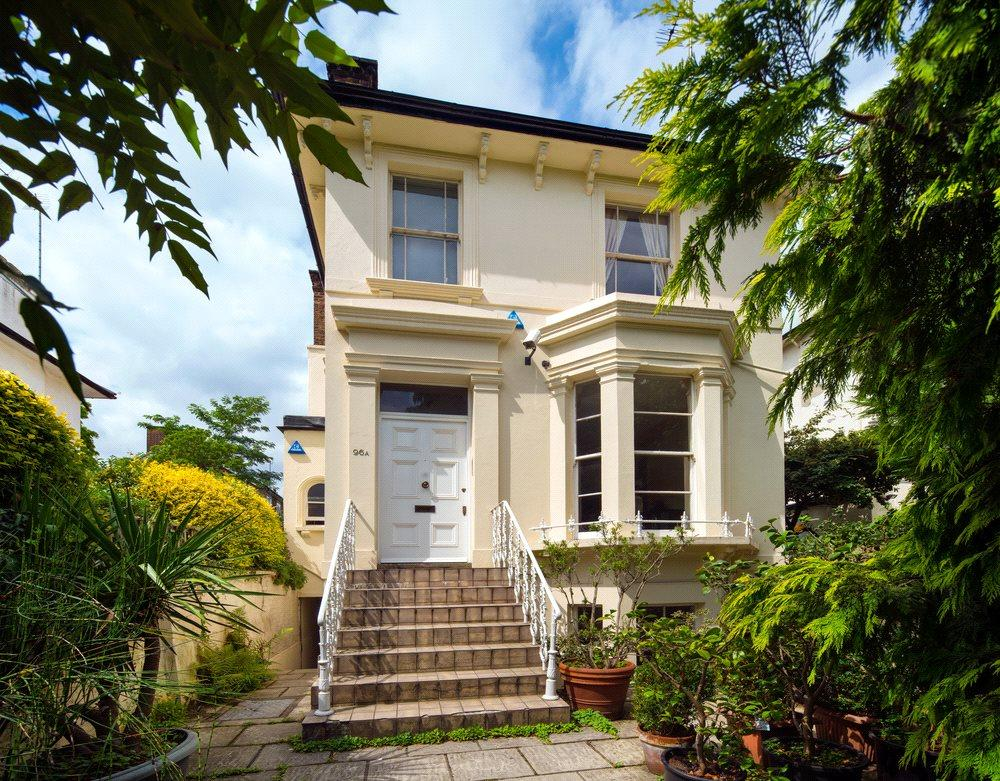 3 Bedrooms Detached House for sale in St. Johns Wood Terrace, St. John's Wood, London, NW8