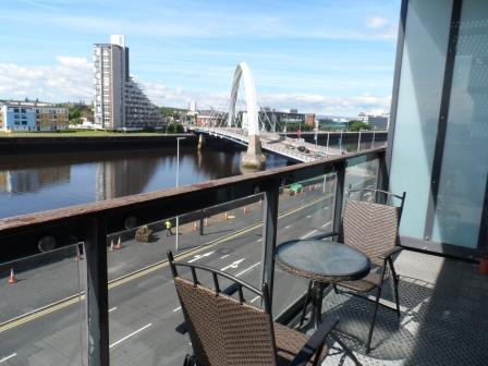 2 Bedrooms Flat for rent in Lancefield Quay, Finnieston, Glasgow