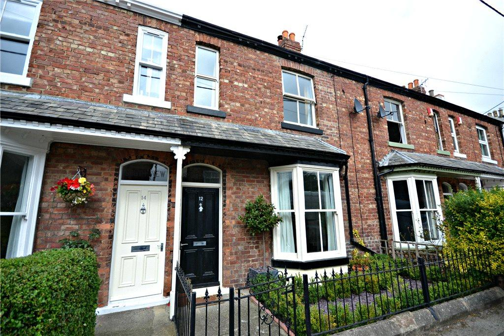 2 Bedrooms Terraced House for sale in Romany Road, Great Ayton, North Yorkshire