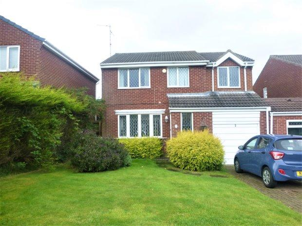 4 Bedrooms Detached House for sale in ABBOTFIELD CLOSE, CHAPELGARTH, SUNDERLAND SOUTH
