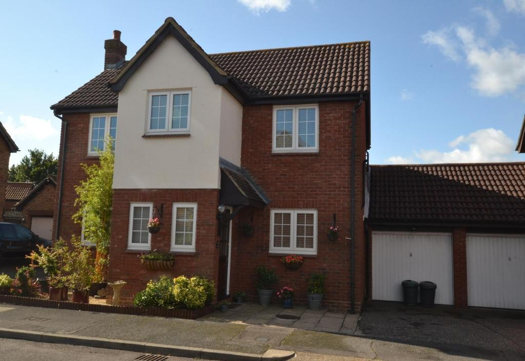 4 Bedrooms Detached House for sale in Cavendish Way, Basildon, Essex, SS15