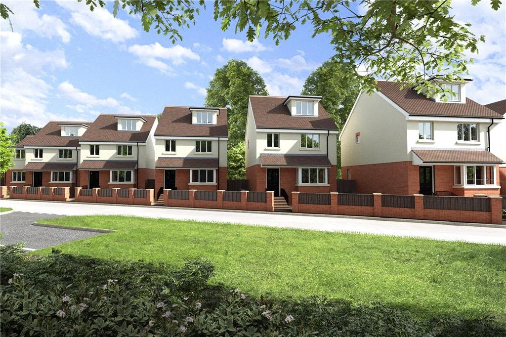 4 Bedrooms Detached House for sale in Lowbell Lane, London Colney, St. Albans, Hertfordshire