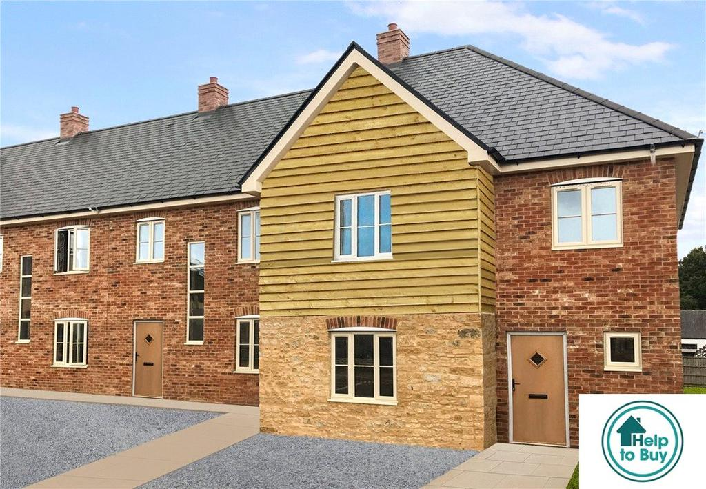 4 Bedrooms End Of Terrace House for sale in Orchard Drive, Merriott, Somerset