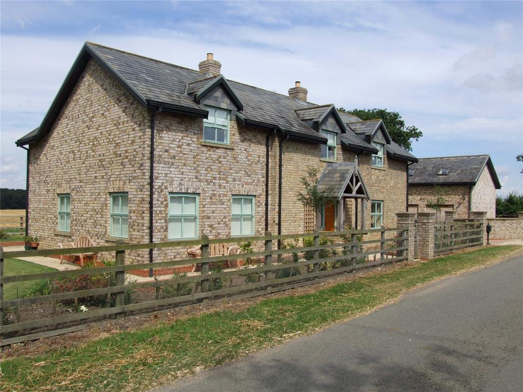 4 Bedrooms Detached House for sale in Gautby, Market Rasen, Lincolnshire