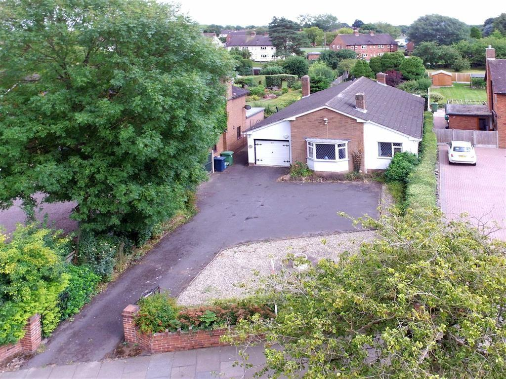 4 Bedrooms Detached Bungalow for sale in Sutton Road, Shrewsbury, Shropshire