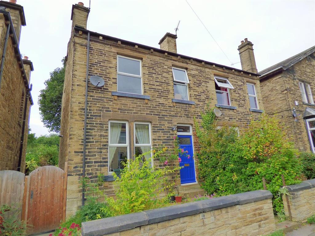 3 Bedrooms Semi Detached House for sale in Vernon Road, Heckmondwike