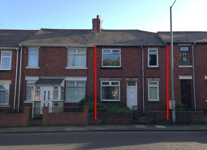 4 Bedrooms Flat for sale in Allgood Terrace, Bedlington NE22