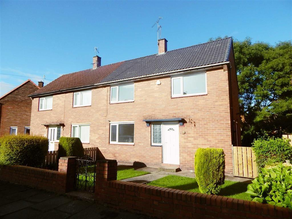2 Bedrooms Semi Detached House for sale in Boyd Crescent, Wallsend, Tyne And Wear, NE28