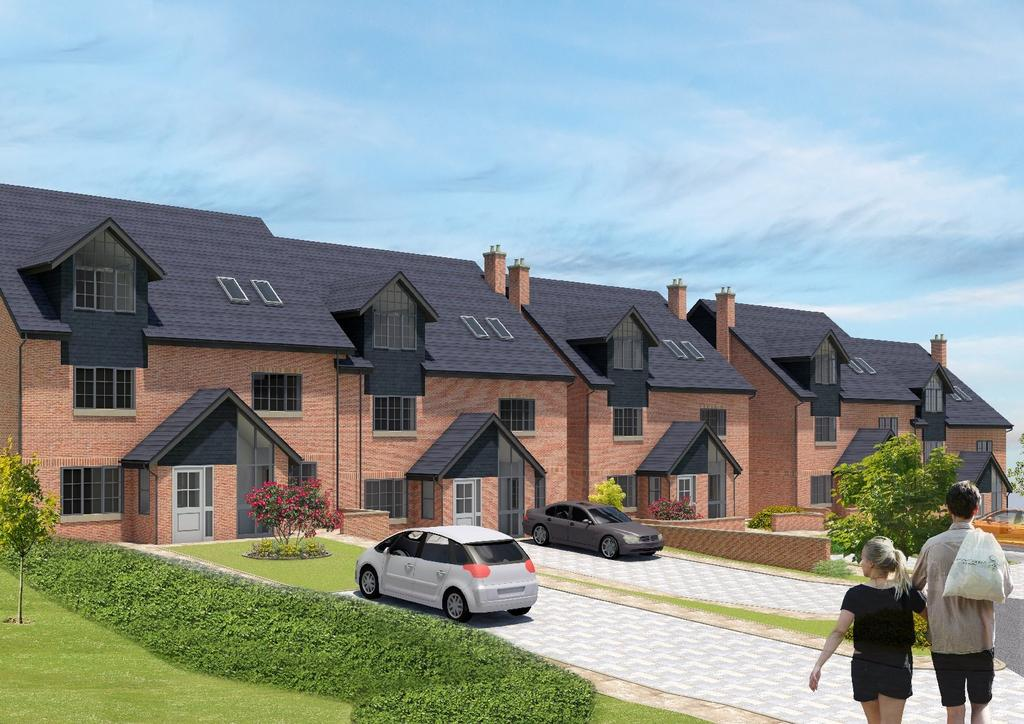 3 Bedrooms Semi Detached House for sale in Windsor Place, Congleton