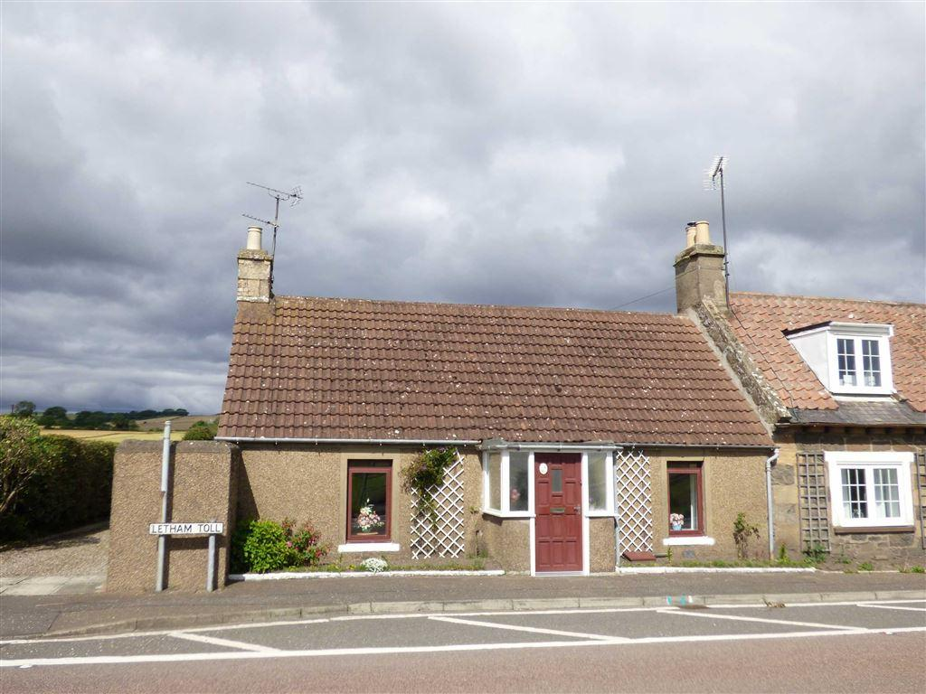2 Bedrooms Terraced House for sale in Letham Toll, Letham, Fife