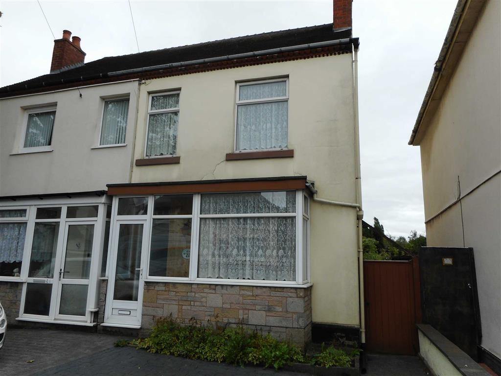 3 Bedrooms Semi Detached House for sale in Harden Road, Walsall