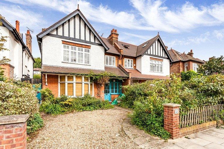 4 Bedrooms Semi Detached House for sale in St. Albans Road, Dartmouth Park, London, NW5