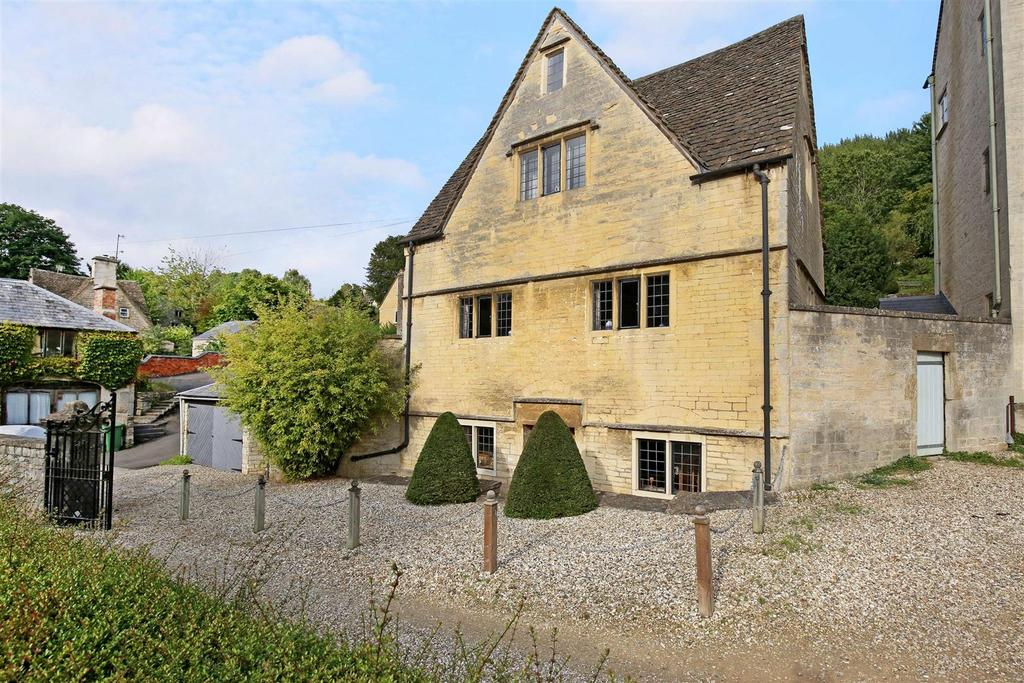 3 Bedrooms Detached House for sale in Rooksmoor, Woodchester, Stroud