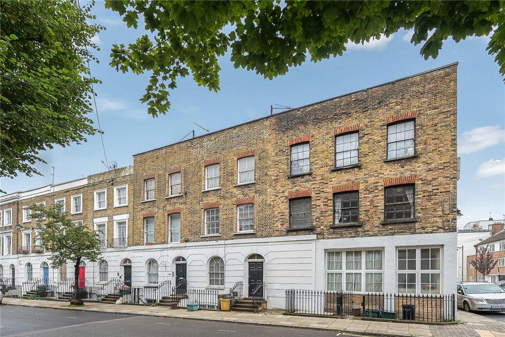 3 Bedrooms House for sale in Offord Road, Barnsbury, London, N1
