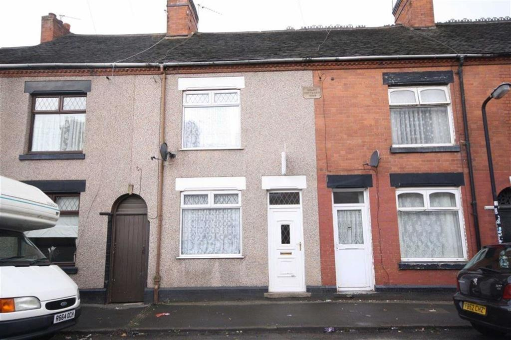 3 Bedrooms Terraced House for sale in Bottrill Street, Nuneaton