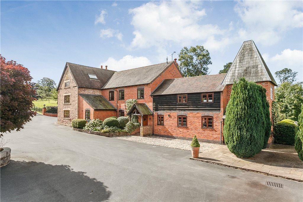 5 Bedrooms Unique Property for sale in Stoke Lacy, Bromyard, Herefordshire, HR7