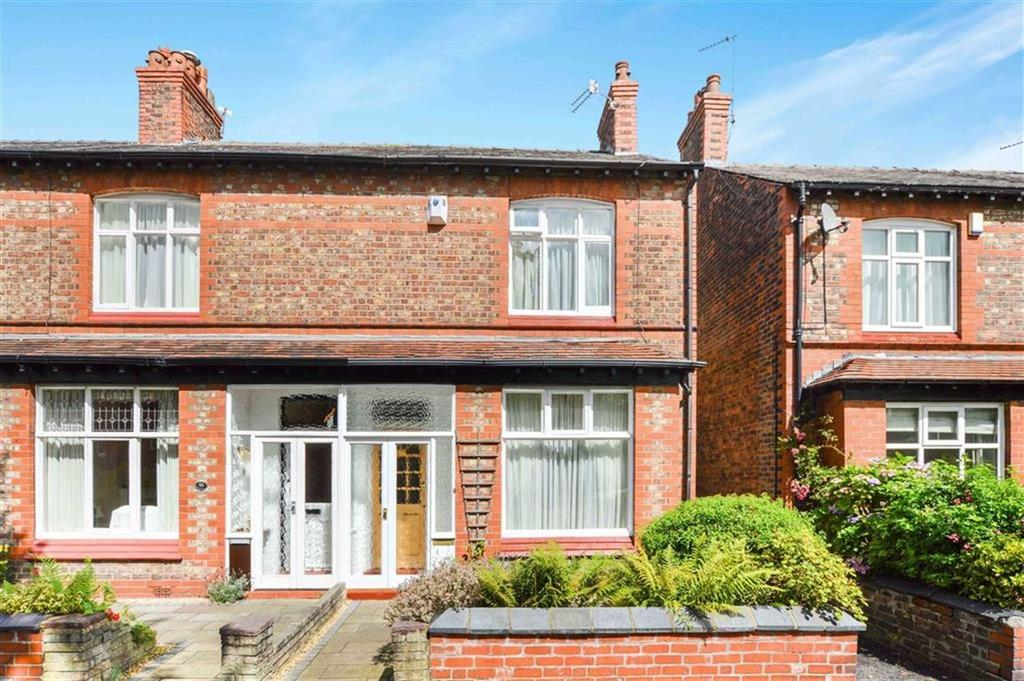 2 Bedrooms End Of Terrace House for sale in Cedar Road, Hale, Cheshire, WA15