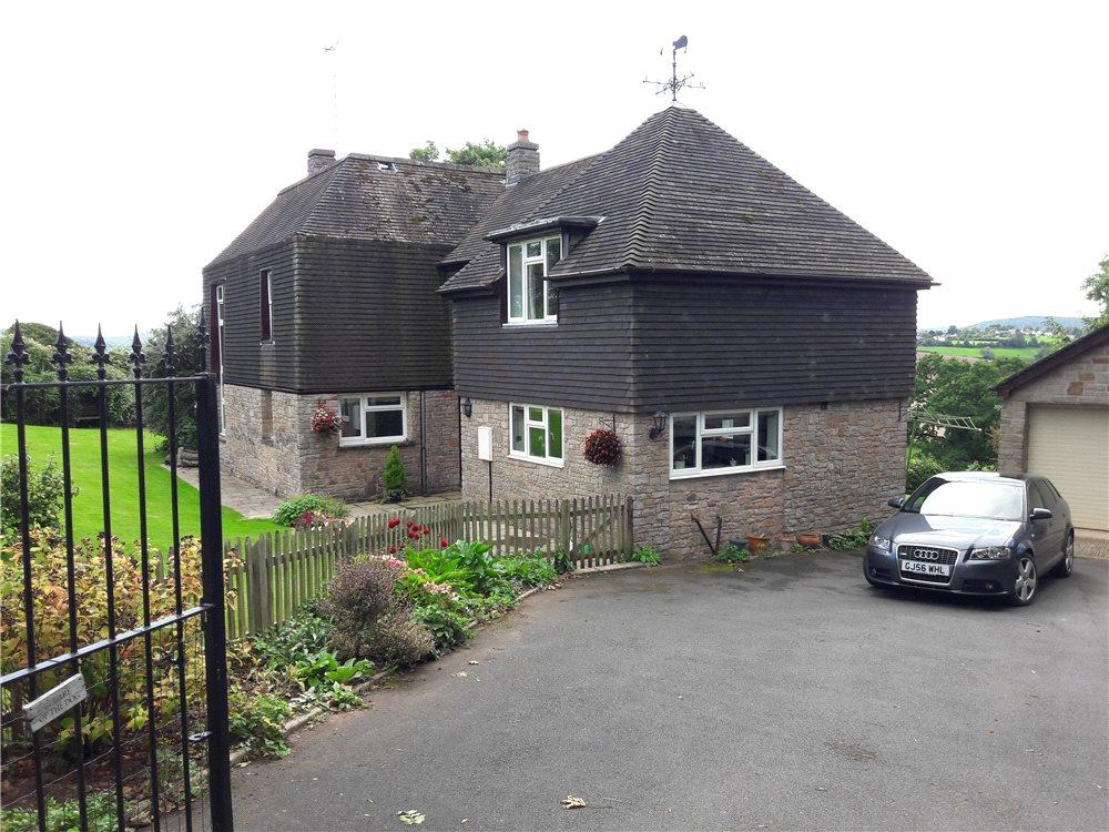 5 Bedrooms Detached House for sale in Linton, Ross-on-Wye, Herefordshire, HR9