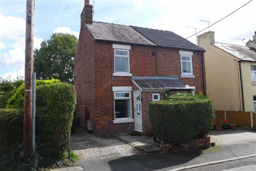 2 Bedrooms Cottage House for sale in New Street, Haslington, Crewe