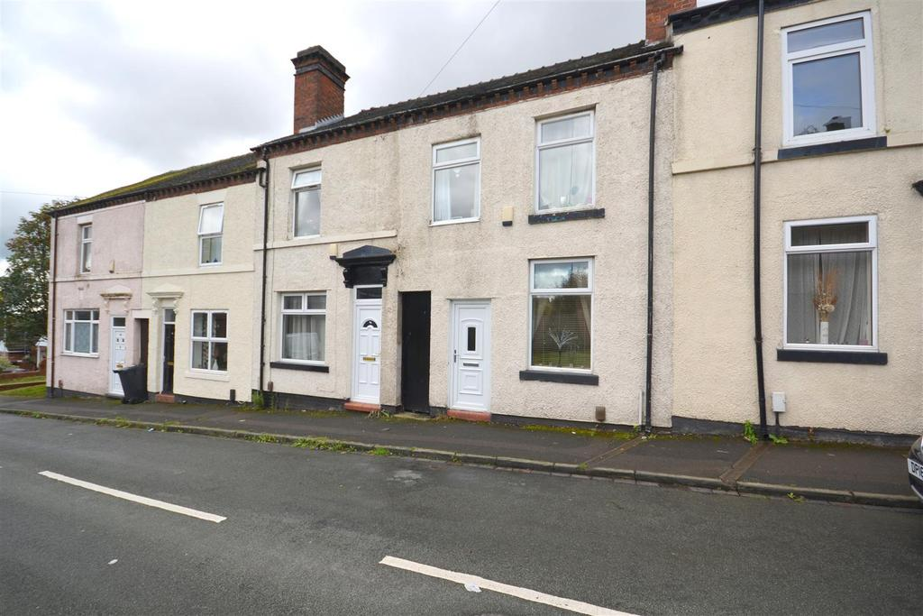 3 Bedrooms Terraced House for sale in New Street, Wolstanton, Newcastle