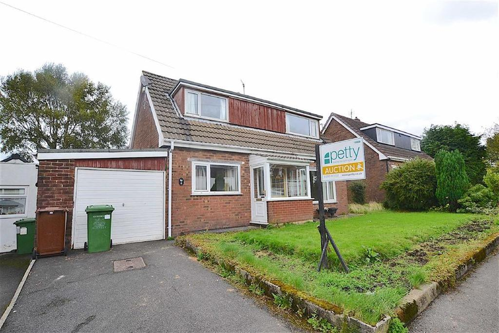 3 Bedrooms Detached Bungalow for sale in Wallhurst Close, Worsthorne, Lancashire