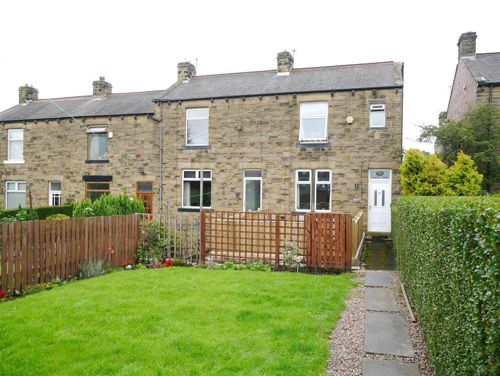 3 Bedrooms End Of Terrace House for sale in Springwell View, Birstall, WF17 0DN