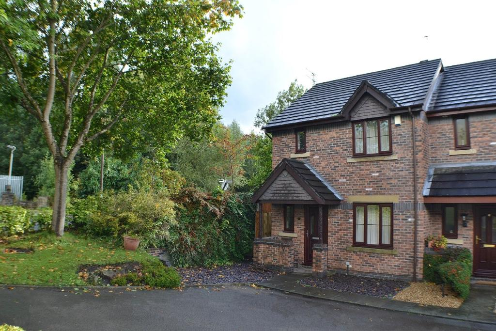 3 Bedrooms Semi Detached House for sale in Alum Court, Holmes Chapel