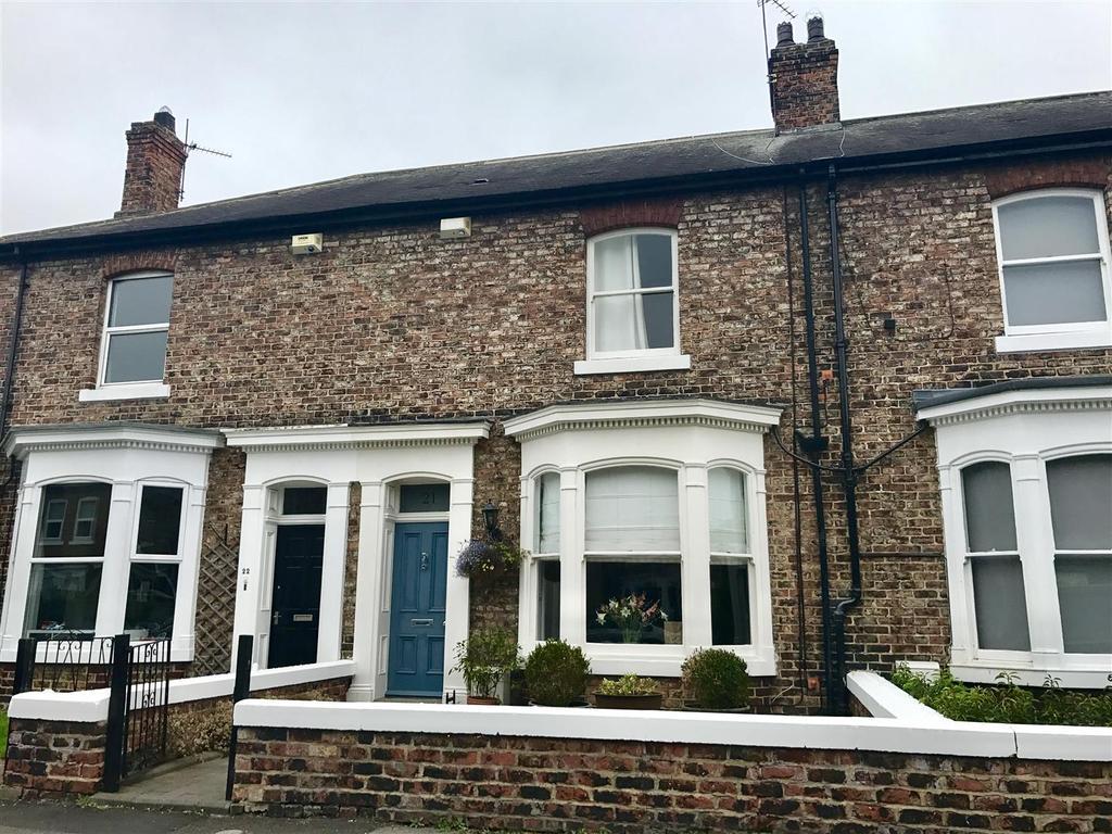 3 Bedrooms Terraced House for sale in Swinburne Road, Eaglescliffe, Stockton-On-Tees