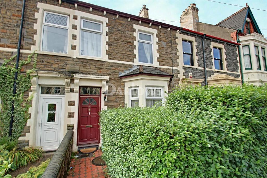 4 Bedrooms Terraced House for sale in Kings Road, Pontcanna
