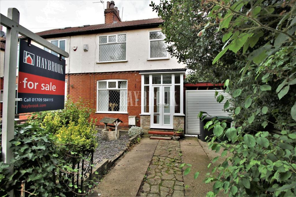 3 Bedrooms Semi Detached House for sale in Brookfield Avenue, Swinton