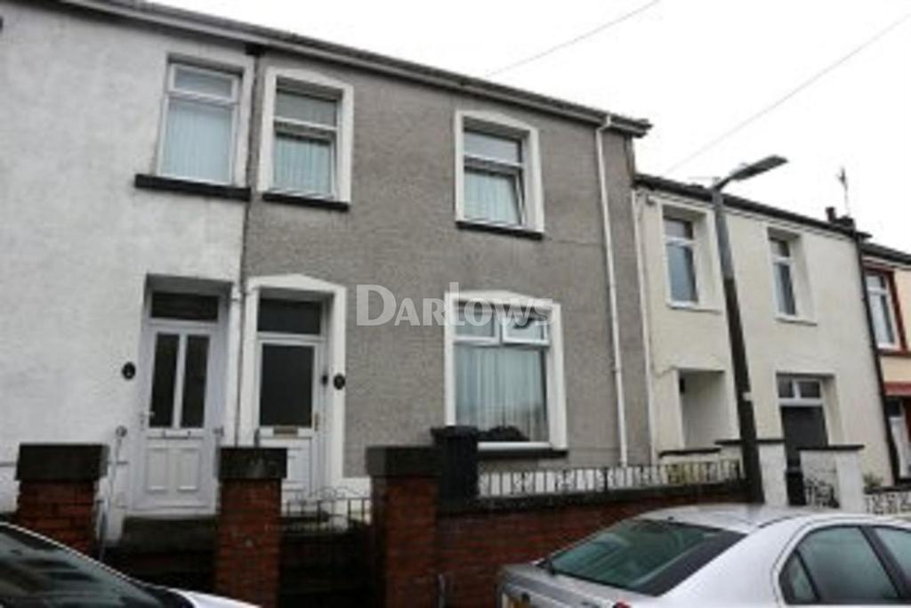 3 Bedrooms Terraced House for sale in Windsor Terrace Merthyr Tydfil