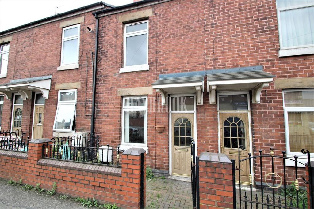 2 Bedrooms Terraced House for sale in Hickleton Terrace, Thurnscoe