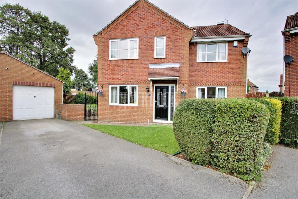 3 Bedrooms Detached House for sale in Beechfield Close, Bolton-upon-Dearne